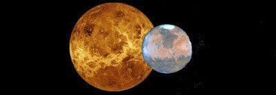 Mars & Venus Collide