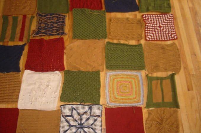 Big Yarn Projects