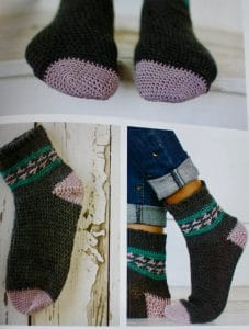 Cross Country Socks