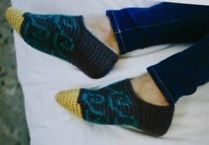 Seaside Slippers