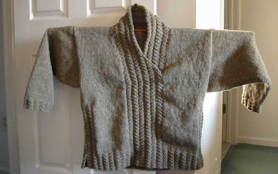 scottish sweater