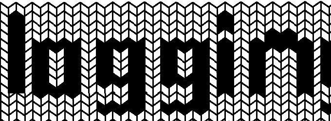 Blog-Driven Knitting