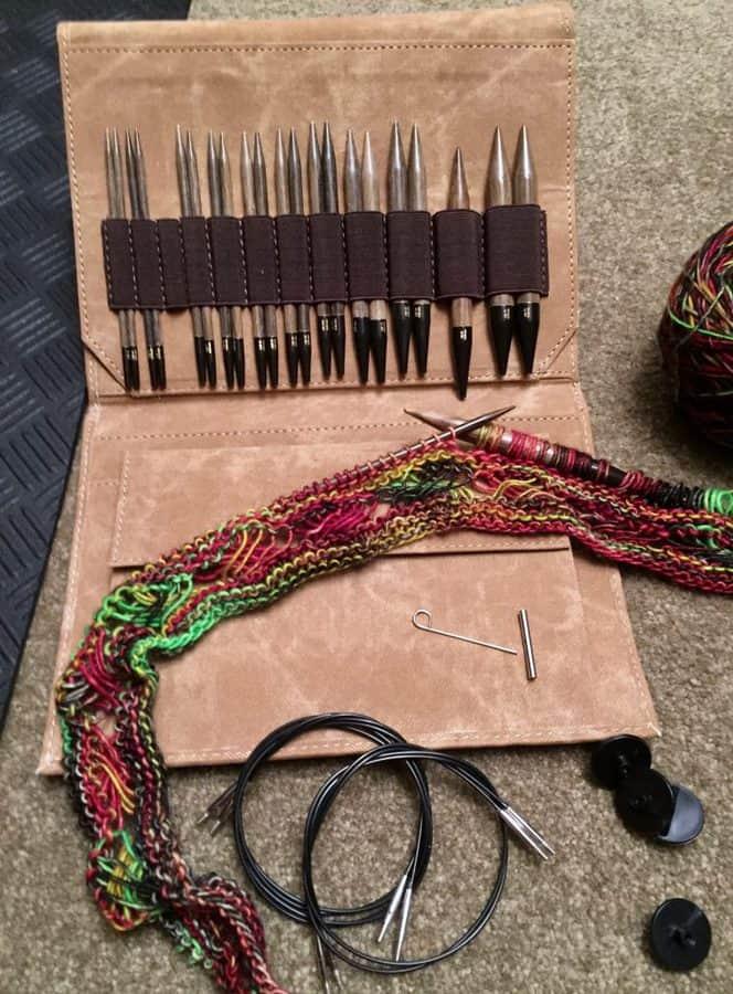 Lykke Driftwood Interchangeable Needle Set