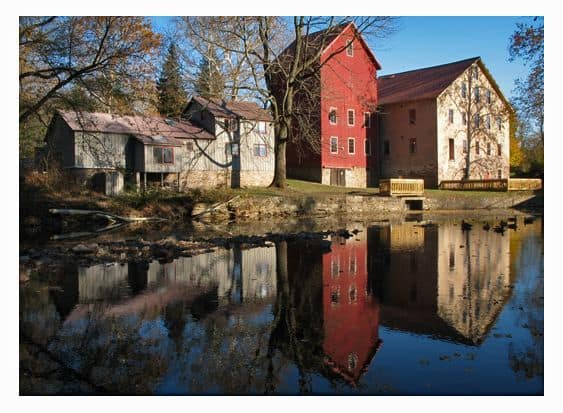Prallsville Mill
