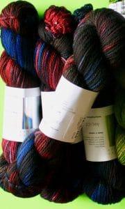 Hedgehog Merino Aran Malice Yarn