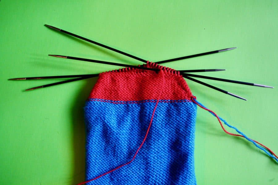 Left-Hand Sock 02