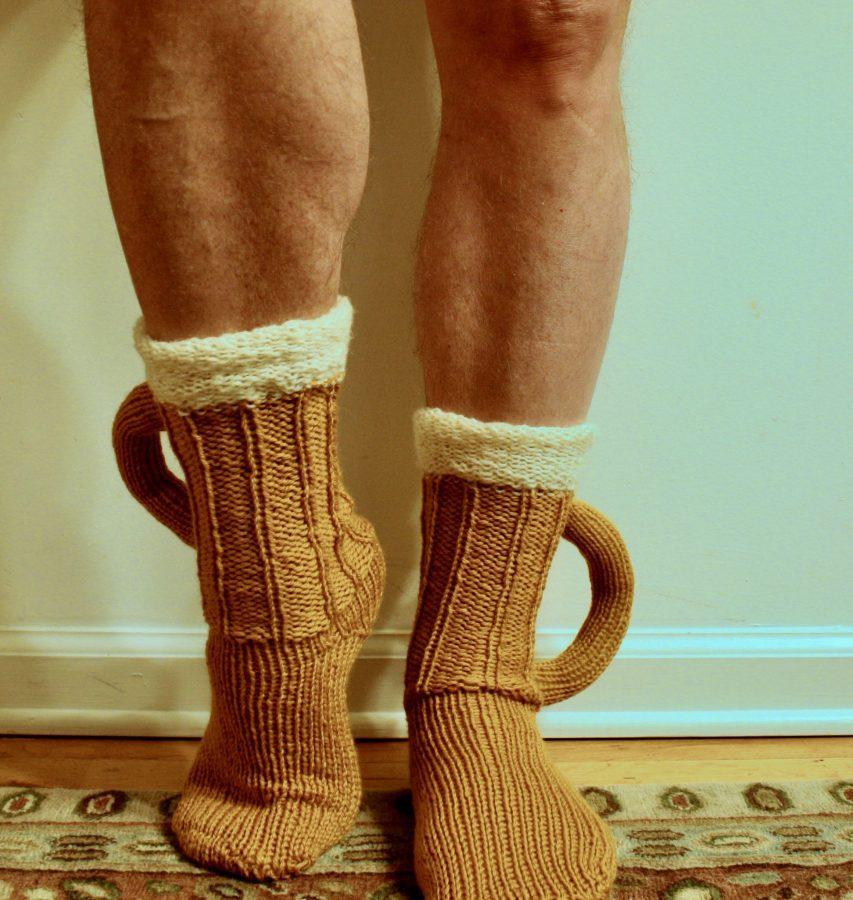 Beer Mug Socks 03-11-19 03