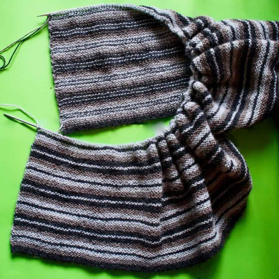Horizontal Garter Stripes 04-15-19 01