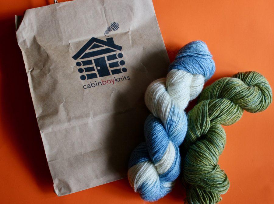 CabinBoyKnits Yarn Gift