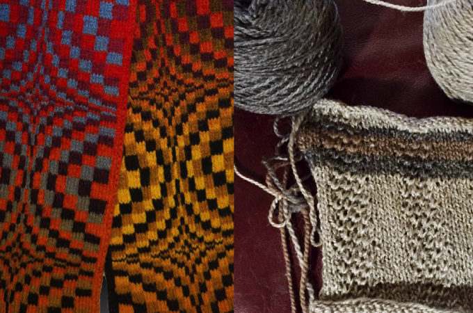 Two New Knitting Projects