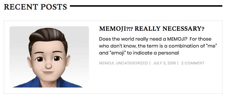 Manifest Reality Memoji Blog Entry Capture