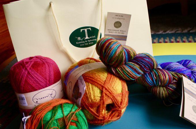 Local Yarn Store Adventure