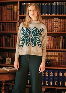 Rowan Arne and Carlos Womens Nordic Collection 06