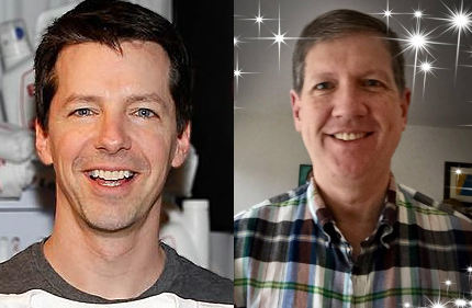 Celebrity Look-Alike Sean Hayes
