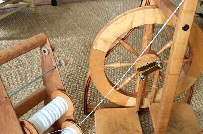 A Plying Time