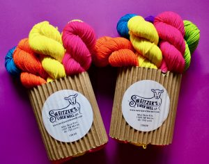 Sheep and Wool GSSBAF 2019 - Yarn Kits Sweitzer's Fiber Mill