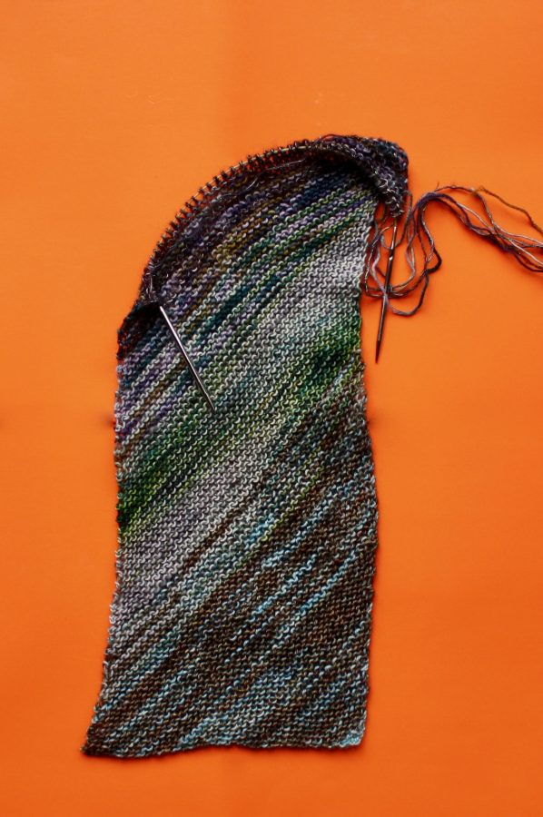 Scrappy Biased Scarf 09-04-19 01