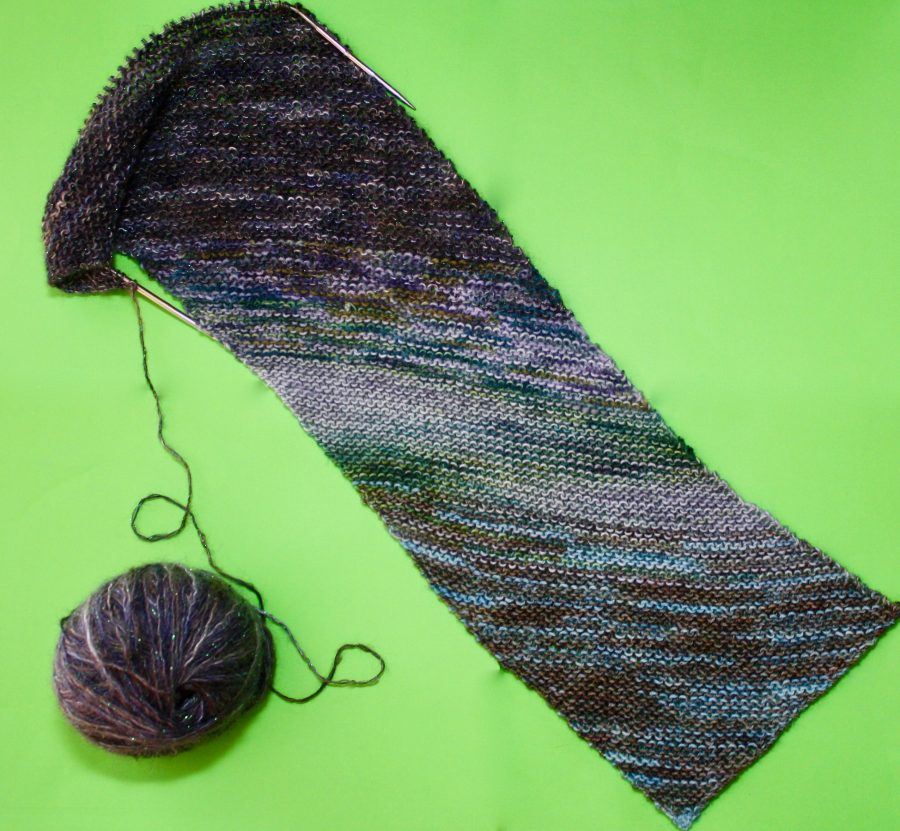 Scrappy Biased Scarf 09-11-19 01