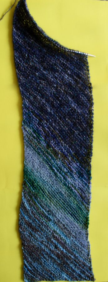 Scrappy Biased Scarf 09-15-19 01