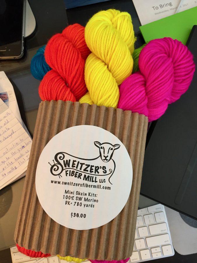 Sweitzers Fiber Mill Yarns