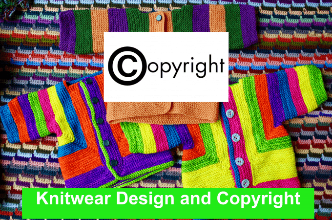 Knitwear Design Copyright and Copywrong