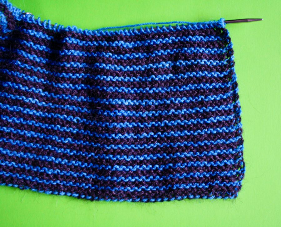 Garter Striped Scarves 11-06-19 02