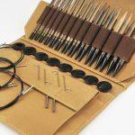 Lykke Driftwood Needle Umber Case