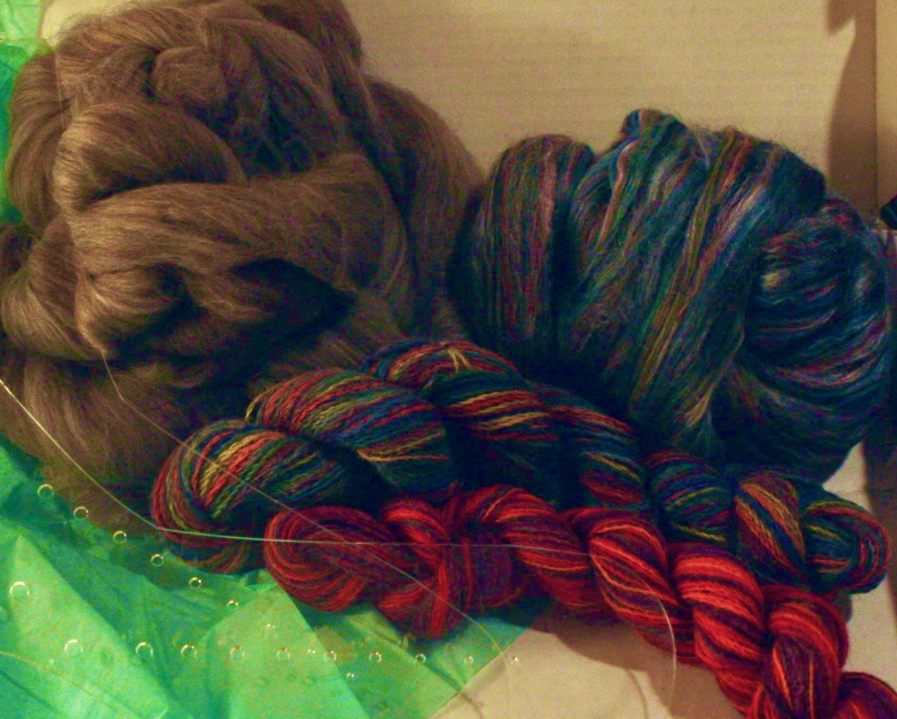 Favorite Fibers Yarns Seven Yaks
