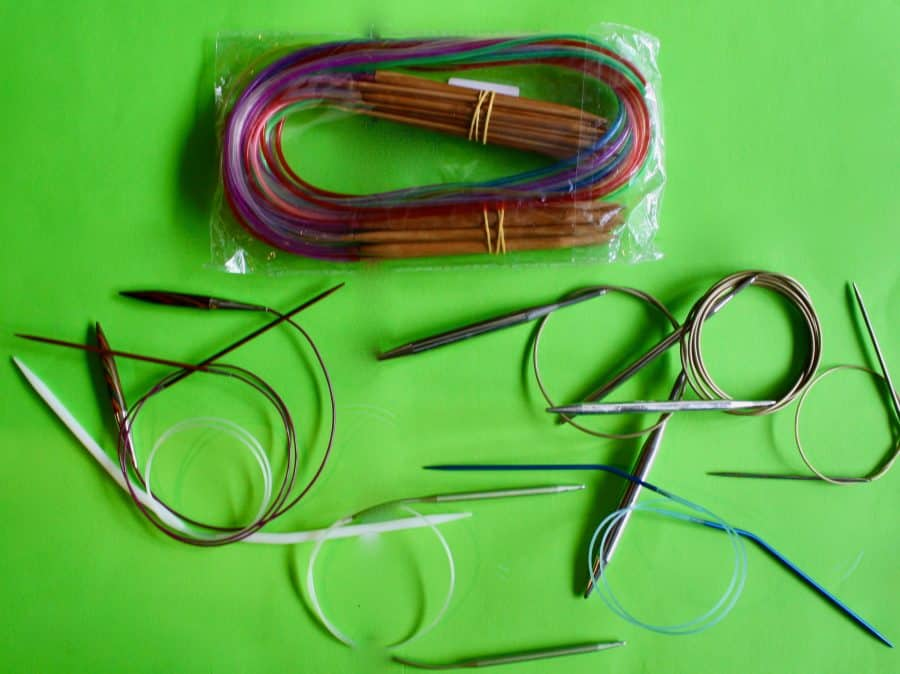 Circular Cable Needles Various
