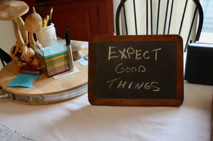 Chalkboard Affirmations