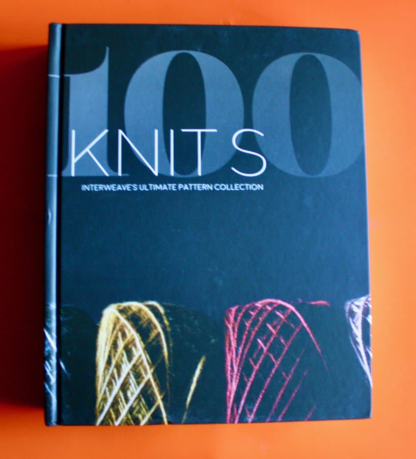 Knit Book Review Part 2 100 Knits - Interweaves Ultimate Pattern Collection