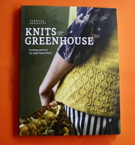 Third Book Review - Knits From The Greenhouse Cover