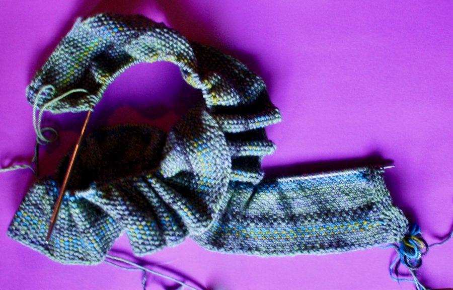 Linen Stitch Scarf 01-17-20 01