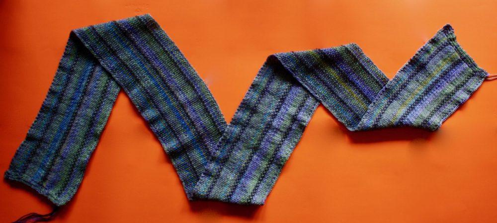 Linen Stitch Scarf 01-27-20 02