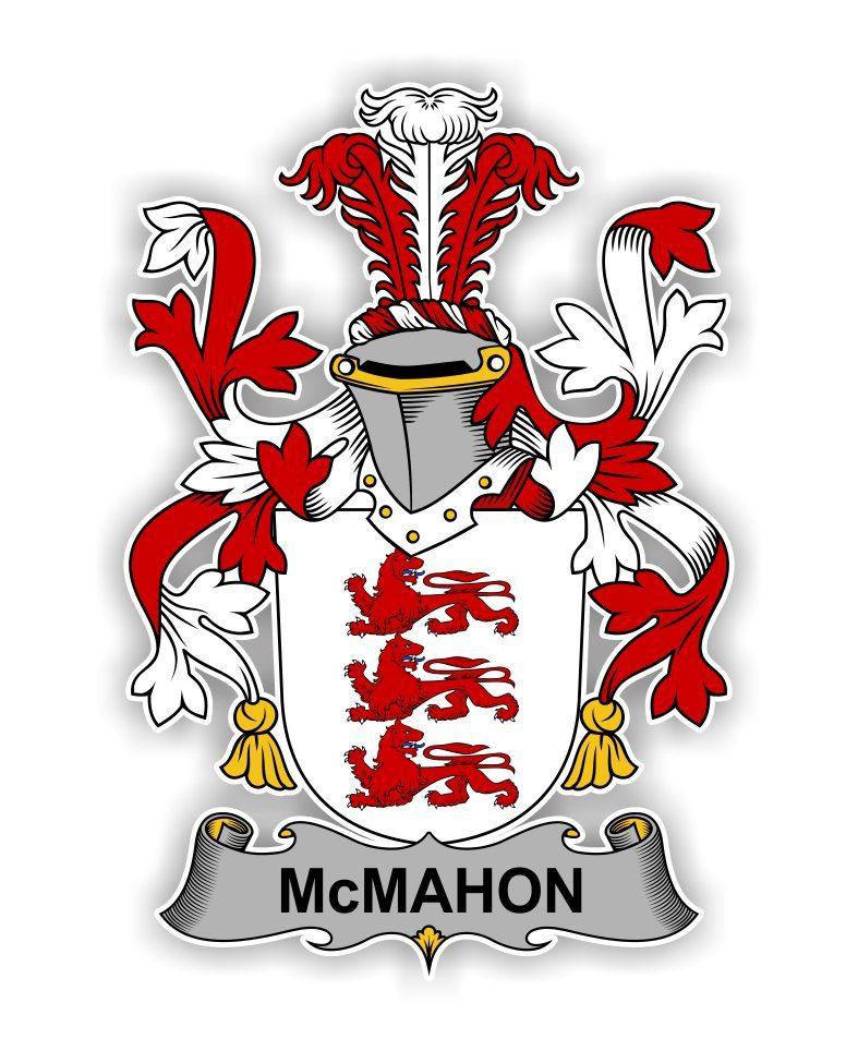 McMahon Clan Crest