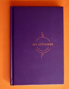 Third Book Review - My Stitches Cover