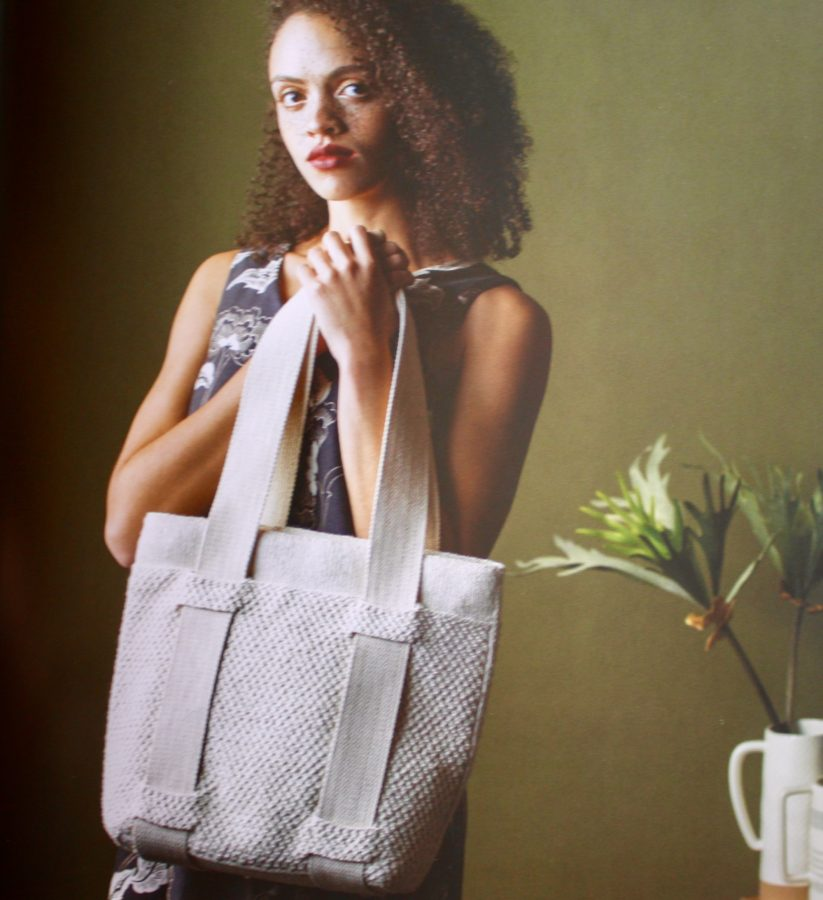 Puget Tote from Knits from the Greenhouse