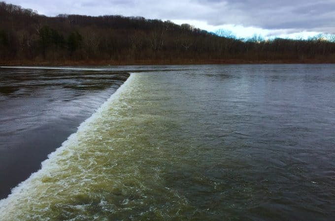 Foto-February – Day 16 – Wing Dam