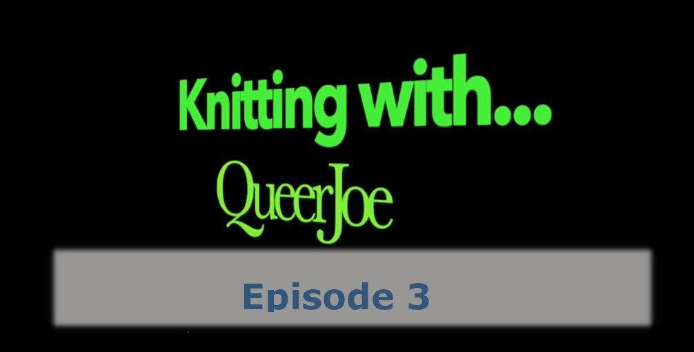 Selling Your Work Knitting With QueerJoe Cover