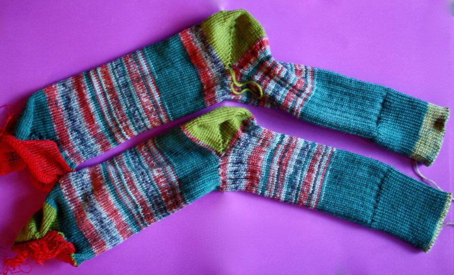 CSM Socks 04-02-20 Pairfect Pair Yarn