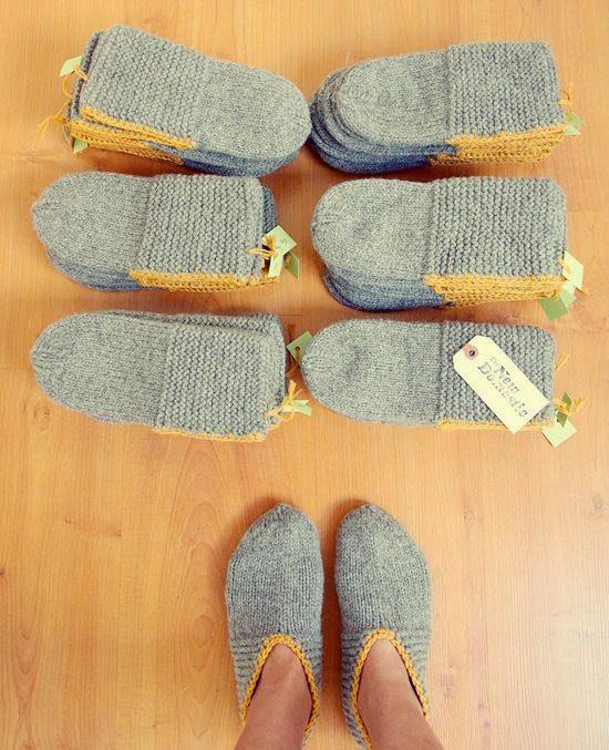 Pinterest Slippers