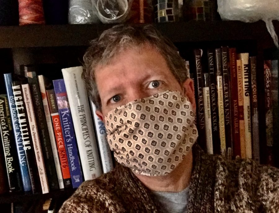 A Complex Answer To A Simple Question QueerJoe Sequestered with mask