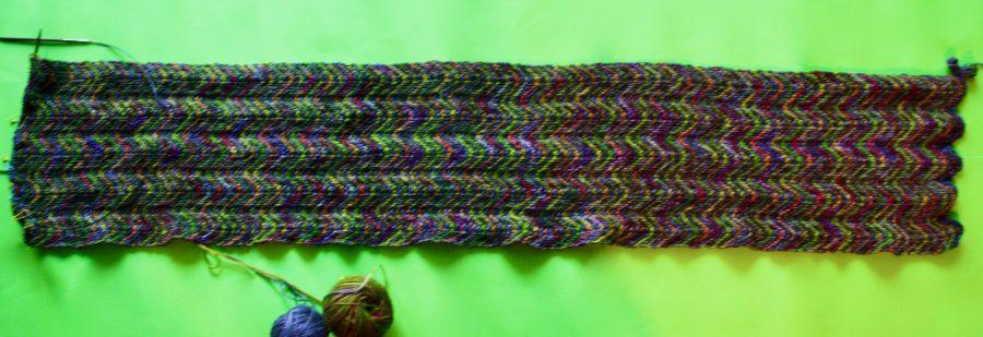 ZigZag Striped Scarf 04-29-20 01