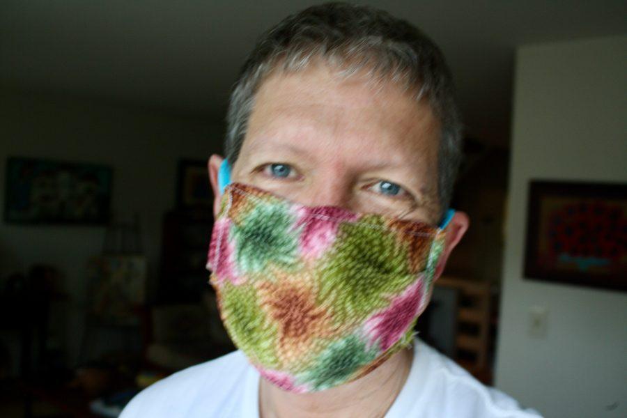 Biking Mask QueerJoe