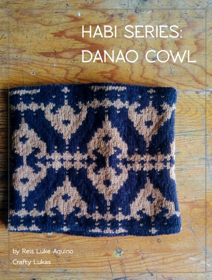 Danao Cowl Patter Cover Page
