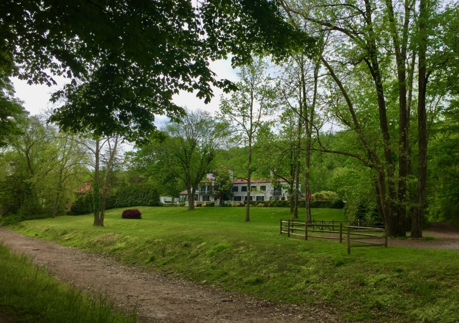 Bucks County PA Towpath Hacienda House