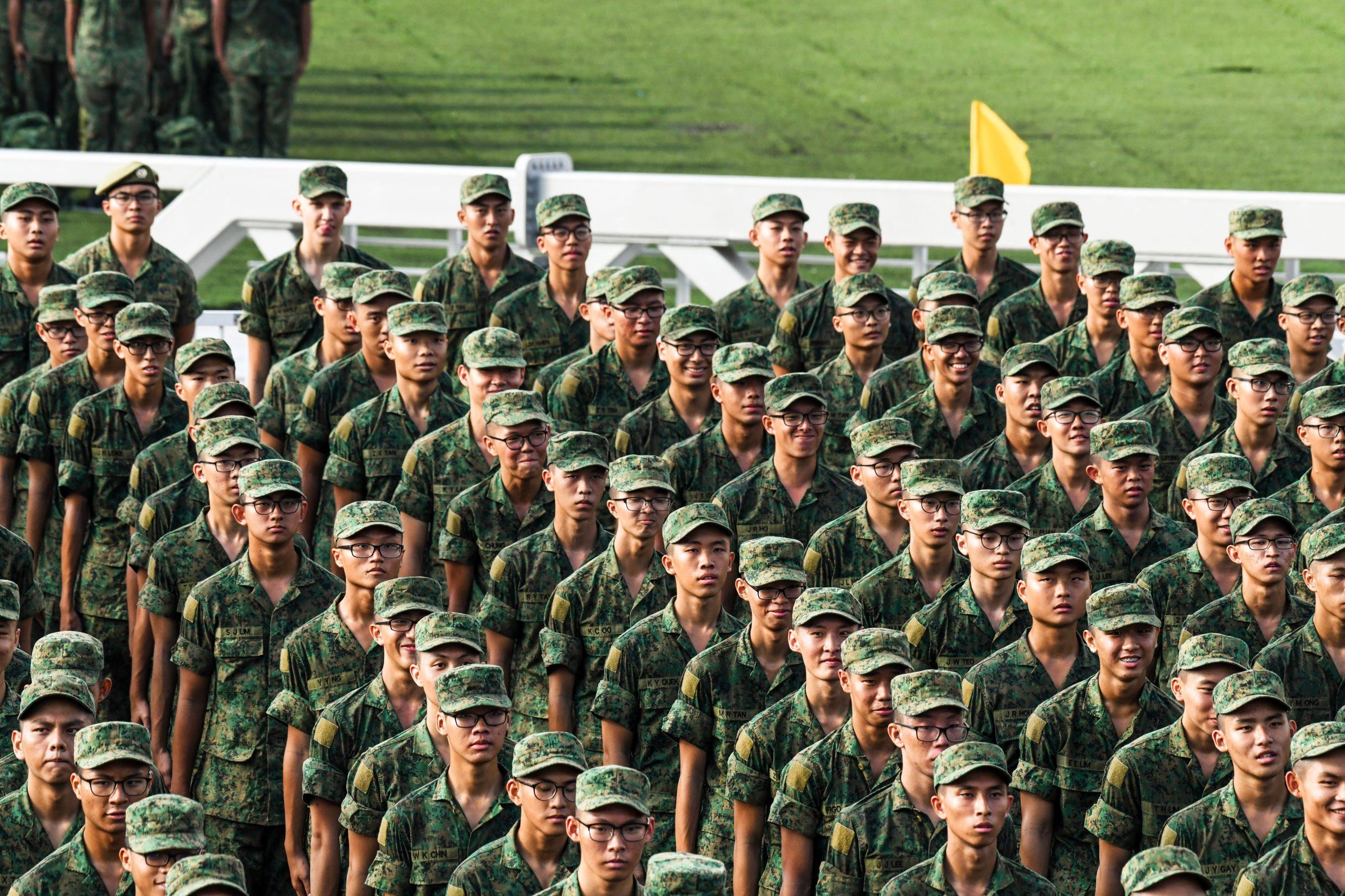 Mandatory National Service bao-menglong-5eElIuUTQU8-unsplash