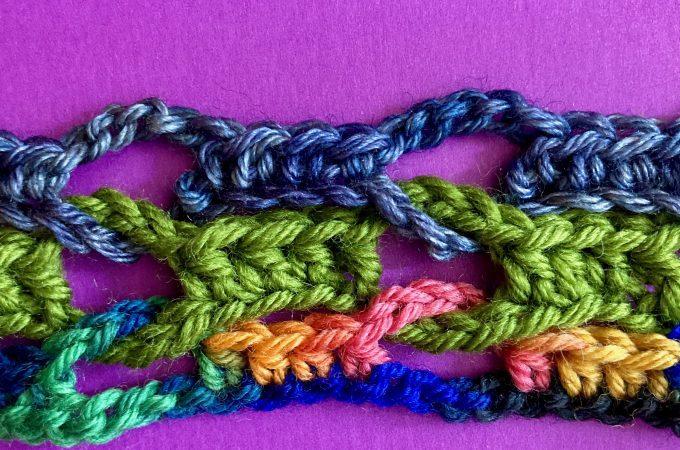 Crocheted Into A Corner