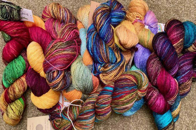 Colors Haunt Me