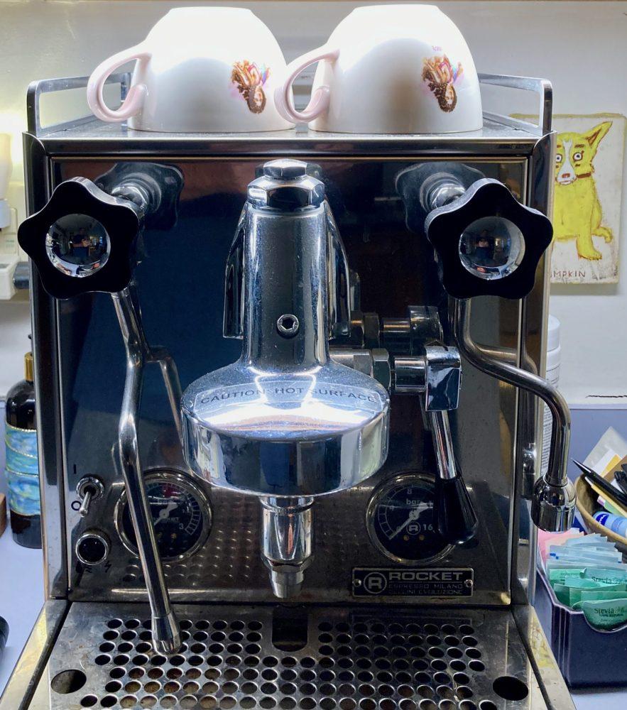 pareidolia - Espresso Machine Rancilio